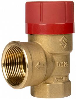 Клапан предохранительный Flamco Prescor латунный резьбовой PN16